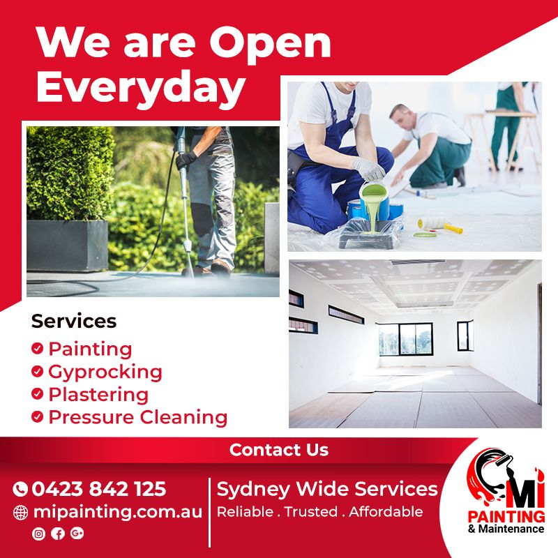 open everyday-mipainting.com.au